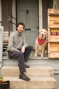 Emory&dog