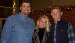 John Gist, Cindy and Robert Scott Foust