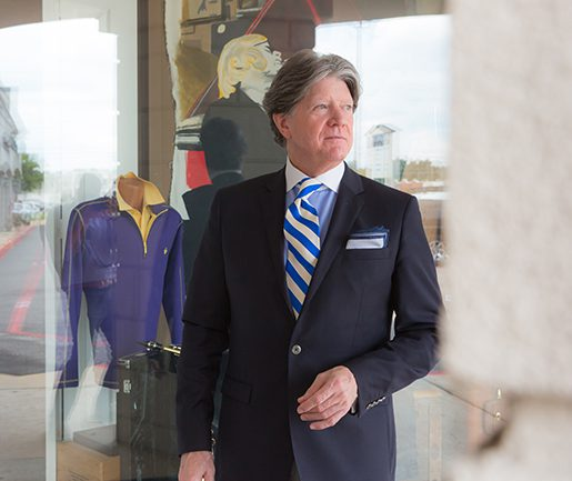 Clothes Made the Man: Ron Alexander